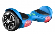 TOMOLOO Hoverboard with Bluetooth Speaker and Lights – 8″ UL2272 Certified