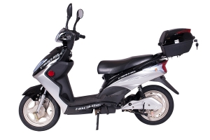 Edrift Uh Es395 Fat Tires 3 Wheel Electric Scooter Moped